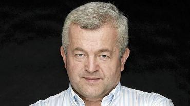 """Jarosław Gugała, prezenter """"Wydarzeń"""" Polsatu"""