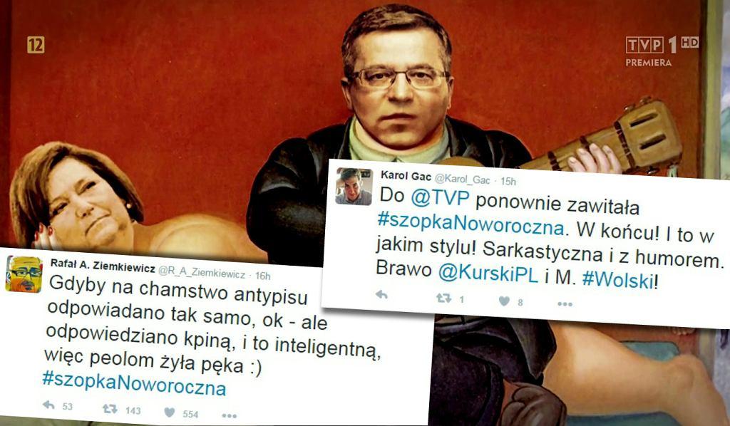 'Szopka Noworoczna' w TVP
