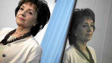 Elżbieta Witek zostanie szefem gabinetu politycznego Rady Ministrów i rzecznikiem rządu.