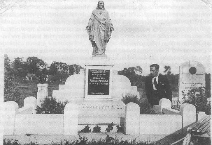 Wszystkich Świętych. Cmentarz nad Maltą