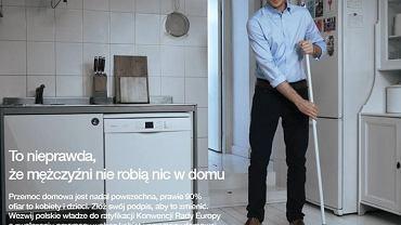 Plakat kampanii Amnesty International Polska