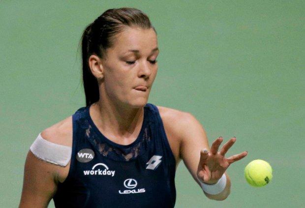 WTA Finals. Radwańska w dziesiątce najlepiej zarabiających tenisistek w historii