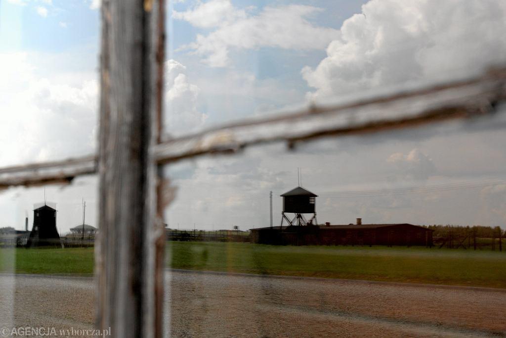 34-latek ze Świdnika, będąc pod wpływem alkoholu, wtargnął na teren byłego obozu koncentracyjnego na Majdanku. Na zdjęciu: Państwowe Muzeum na Majdanku na terenie byłego hitlerowskiego obozu zagłady