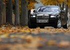 Rolls Royce Ghost Extended Wheelbase | Test | Wikipedia się myli