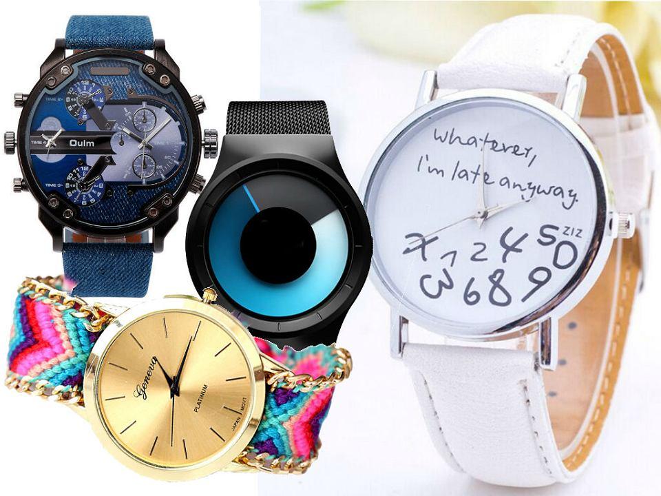 Zegarki - ponadczasowy prezent