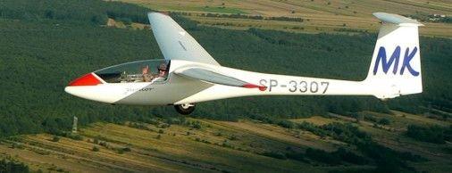 Kolejny sukces pilota Aeroklubu Częstochowskiego na MP. Złoto Michała Klimaszewskiego