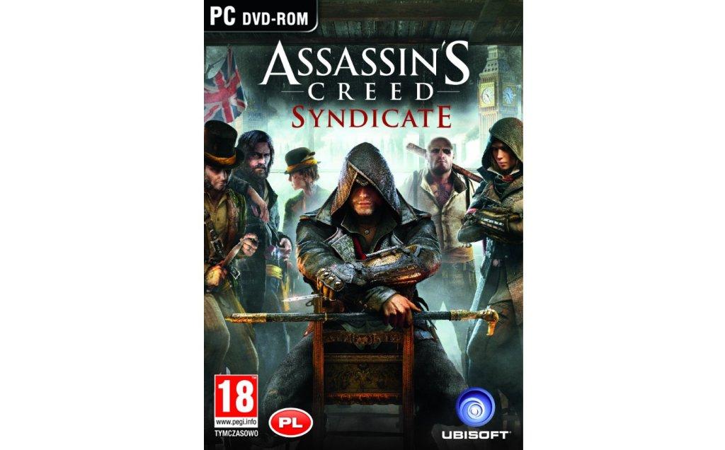 Assassin's Creed: Syndicate - okładka
