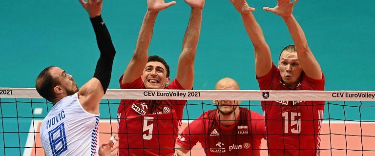 Kto rywalem Polski, kto w finale? Drugi półfinał ME siatkarzy!