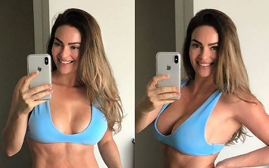 Blogerkę oskarżono o Photoshopa. W odpowiedzi pokazała, co ciąża zrobiła z jej brzuchem
