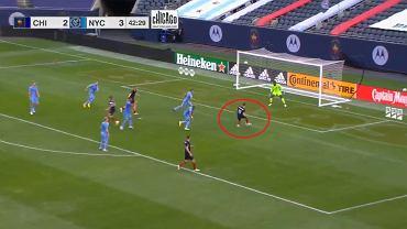 Dwa gole Przemysława Frankowskiego w meczu MLS