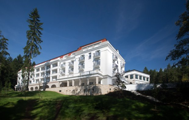 Hotel Irena Eris Ul Debowa 19b Polanica Zdroj