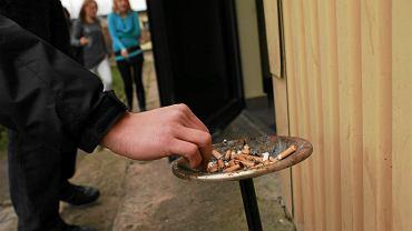 Palenie papierosów zabija