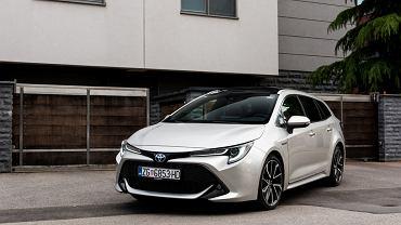 TOP 5 samochodów za 100 tysięcy - Toyota Corolla. Zdjęcie ilustracyjne