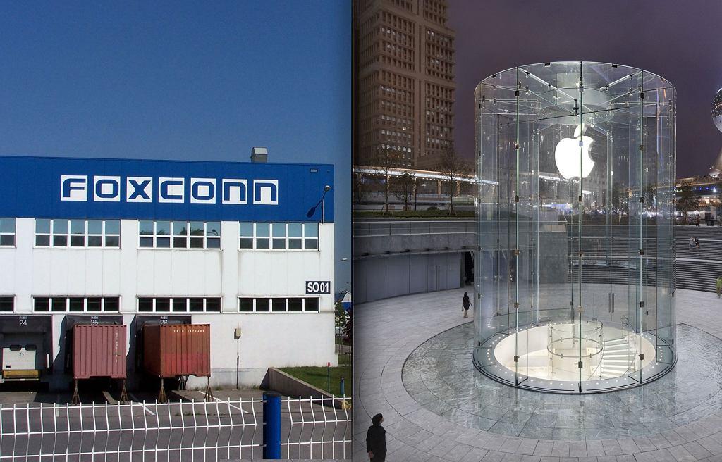 Foxconn i Apple mogą wybudować fabrykę w USA