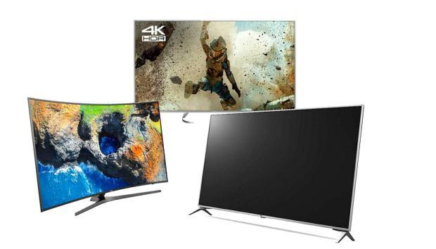 Telewizory LCD
