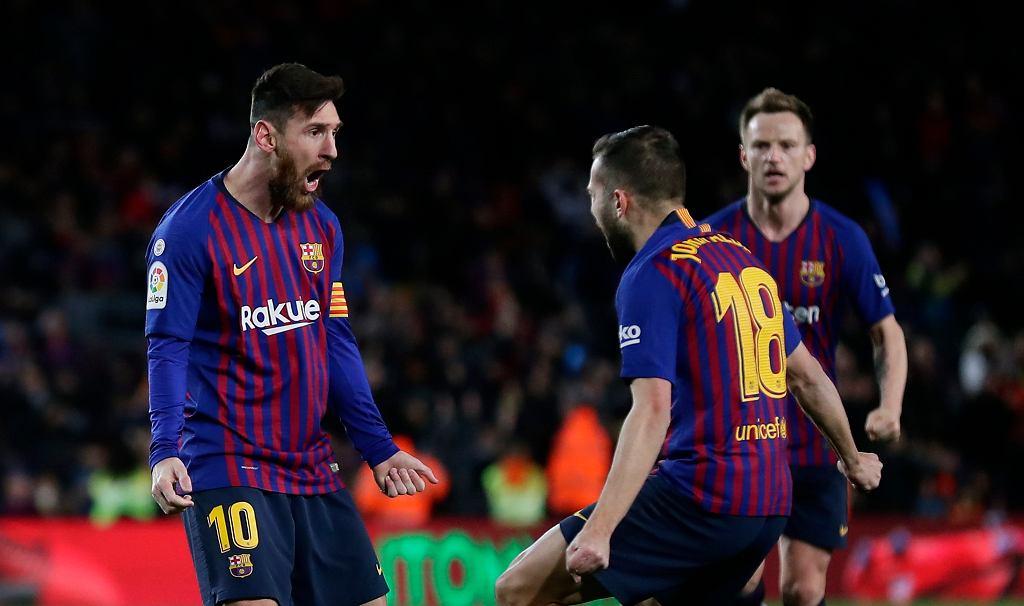 FC Barcelona - Real Madryt. Leo Messi w kadrze na El Clasico