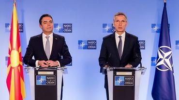 Macedonia Północna przystąpi do NATO. Podpisano protokół akcesyjny