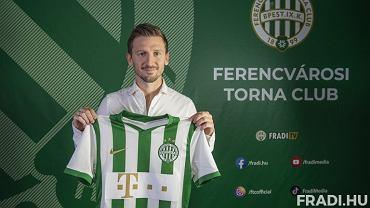 Marko Marcin nowym piłkarzem Ferencvarosu