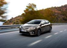 Jak zmieniła się Toyota Corolla? Poprzednia generacja jest teraz tańsza o 10 tysięcy złotych