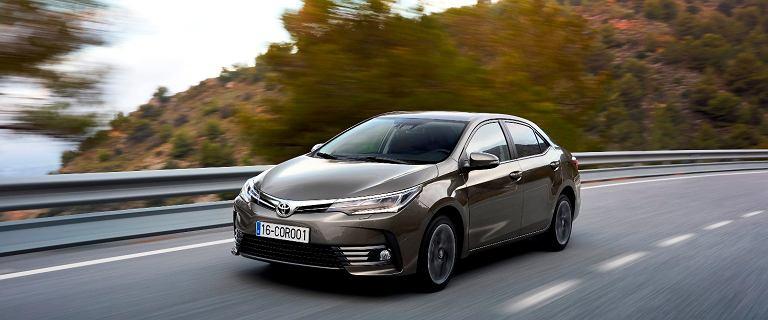 Jak zmieniła się Toyota Corolla? Poprzednia generacja jest teraz tańsza o kilkanaście tysięcy złotych
