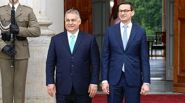 Viktor Orban w Polsce