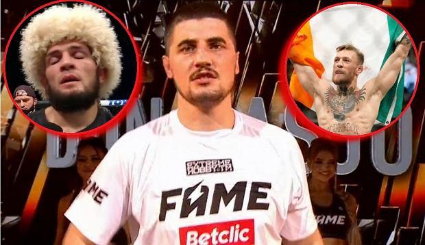 Fame MMA chce spełnić marzenia rywala Najmana. Padają wielkie nazwiska