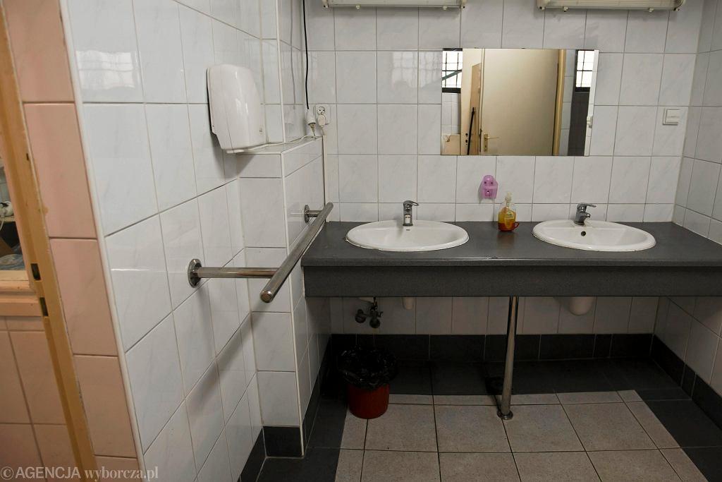 Toaleta. Zdjęcie ilustracyjne