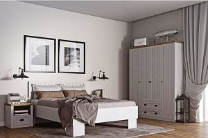 Jak dobrać szafki nocne do sypialni w stylu loftowym?