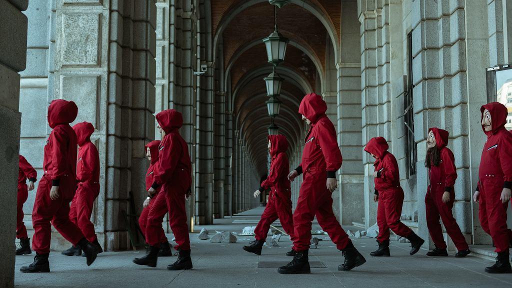 Netflix ogłasza koreańską adaptację hiszpańskiego serialu 'Dom z papieru'