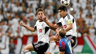 Legia zremisowała w Warszawie w rewanżowym meczu eliminacji do fazy grupowej Ligi Mistrzów ze Steauą 2:2. Taki wynik nie wystarczył do awansu, w pierwszym meczu w Bukareszcie był remis 1:1