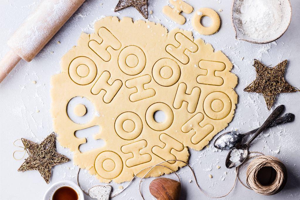 świąteczne ciasteczka (zdj. ilustracyjne)