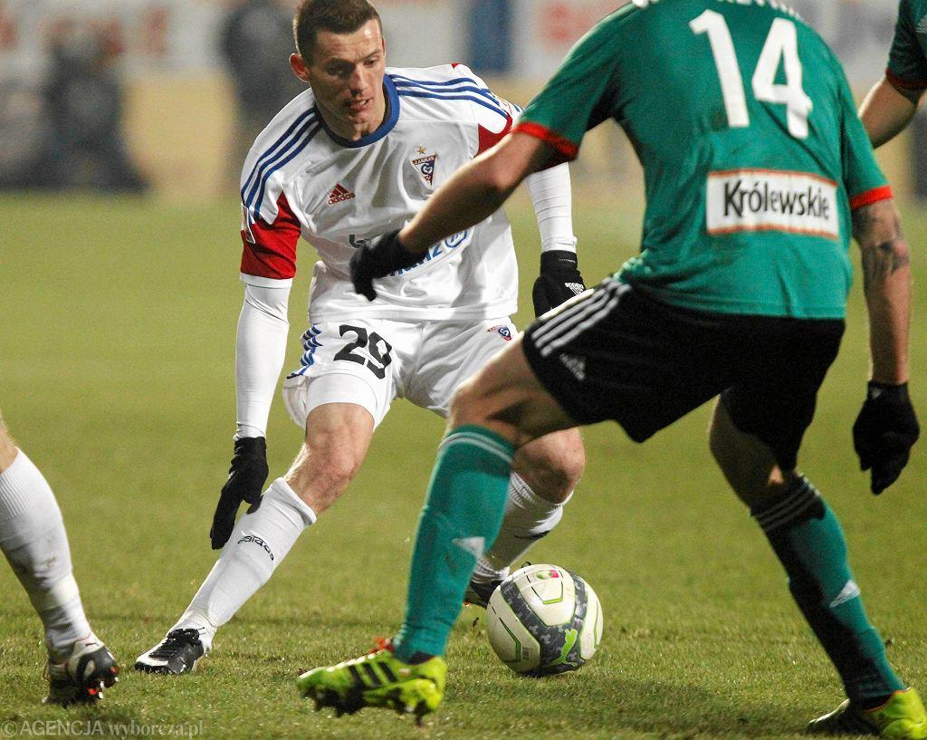 Krzysztof Mączyński strzelił dwa gole w ekstraklasie. W Chinach ma już na koncie trzy bramki