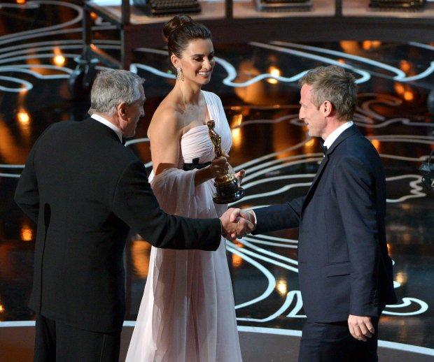 Robert De Niro, Penelope Cruz, Spike Jonze.