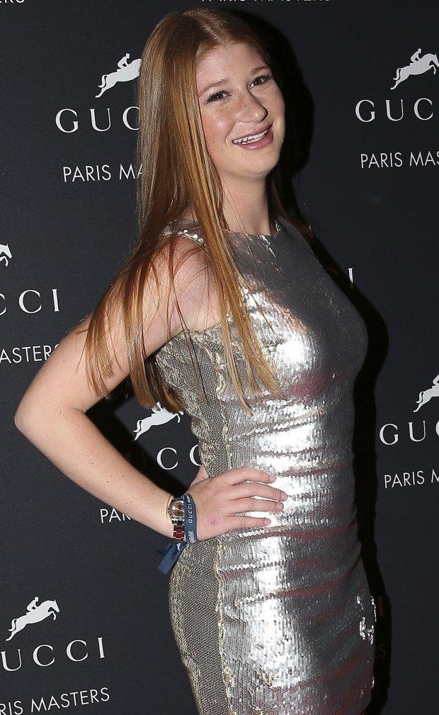 Jennifer Gates. 6th Edition Of The Gucci Paris Masters 2014 / Day 1, Cocktail opening arrivals at Parc des Expositions in Villepinte near Paris. 04/12/2014, Paris, France.