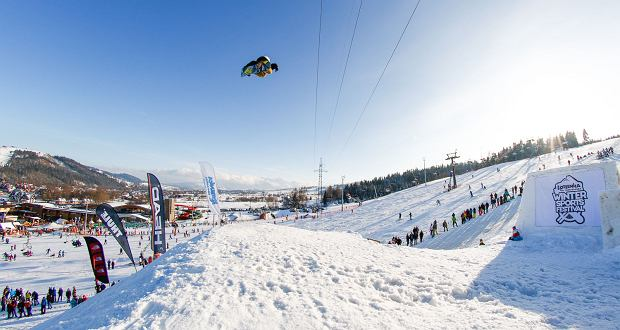 Honor Winter Sports Festival 2017 powered by Huawei