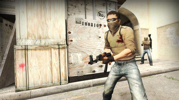 Counter-Strike: Global Offensive - kadr z gry