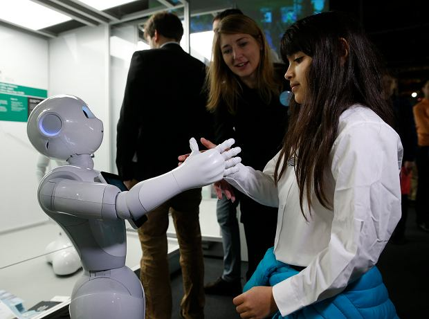 Britain Robots