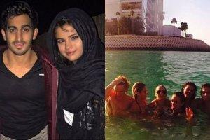 Harith Bukhash i Selena Gomez