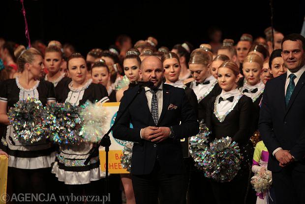 Zdjęcie numer 35 w galerii - Cheerleaderki rywalizują w Kielcach. Bo taniec nie jedną ma twarz [ZDJĘCIA]