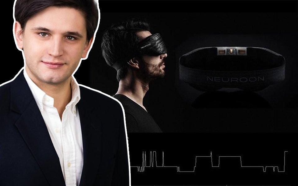 Kamil Adamczyk i NeuroOn