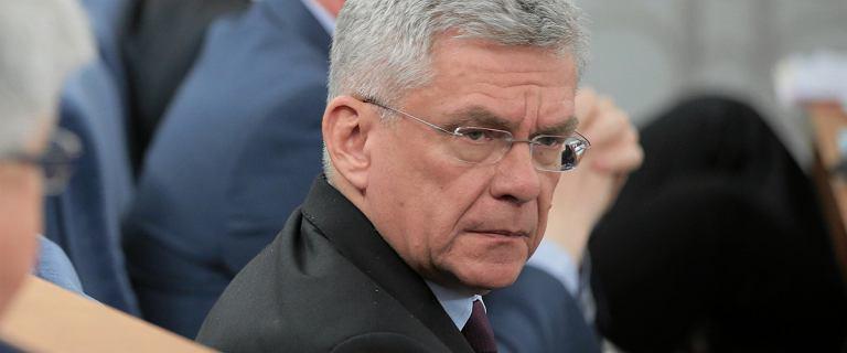 Karczewski przyznał, że sam zajmował się podkupywaniem senatorów