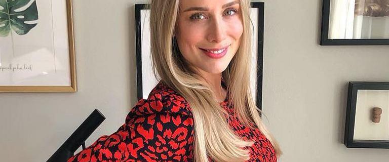 Natalia Klimas w ciąży. Aktorka pokazała zdjęcie brzuszka