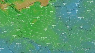 Alert pogodowy. IMGW ostrzega przed silnym wiatrem i oblodzeniem