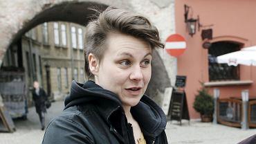 Agnieszka Obszańska w 2016 roku - zdjęcie ilustracyjne