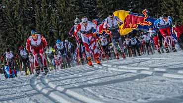 Red Bull Bieg Zbojników w Białce Tatrzańska, 15 luty 2014