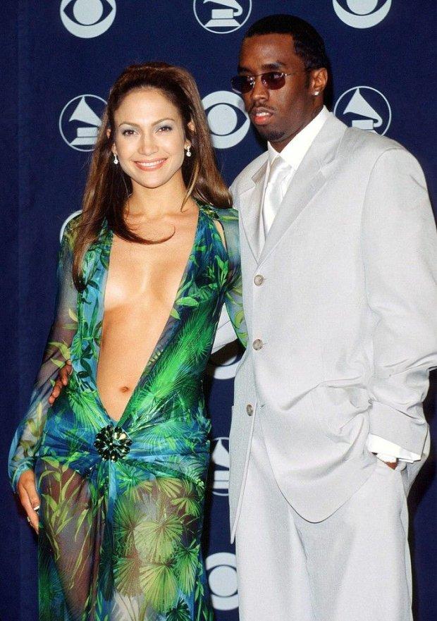 Jennifer Lopez i P. Diddy