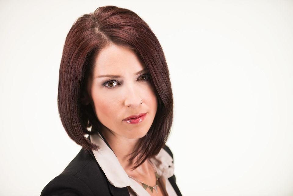 Abby Martin - prezenterka telewizji Russia Today