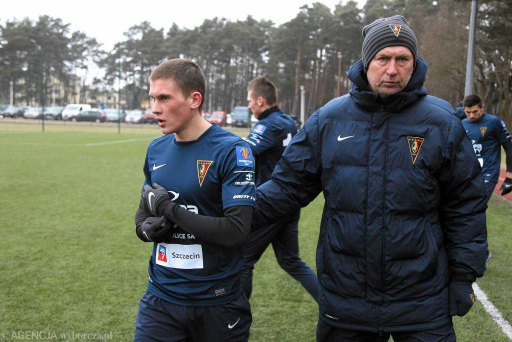 Vladimiris Kamess i Jan Kocian
