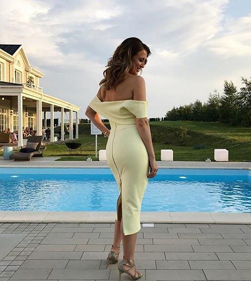 Milena Lewandowska ma świetny gust i wyczucie stylu
