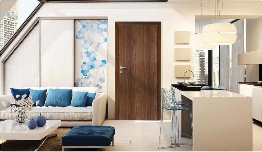 Drzwi wewnętrzne Deco Lux